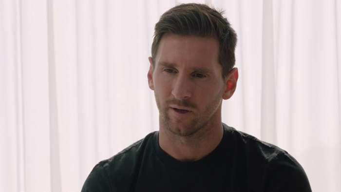 Lionel Messi Goal exclusive interview